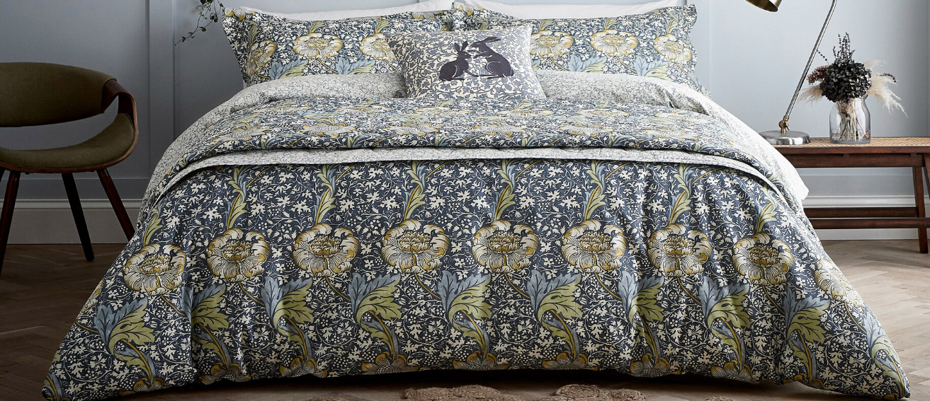 Shop duvet covers Morris & Co online