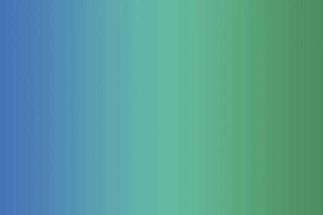 Blue - Green