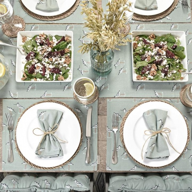Table Linen, Cutlery & Placemats