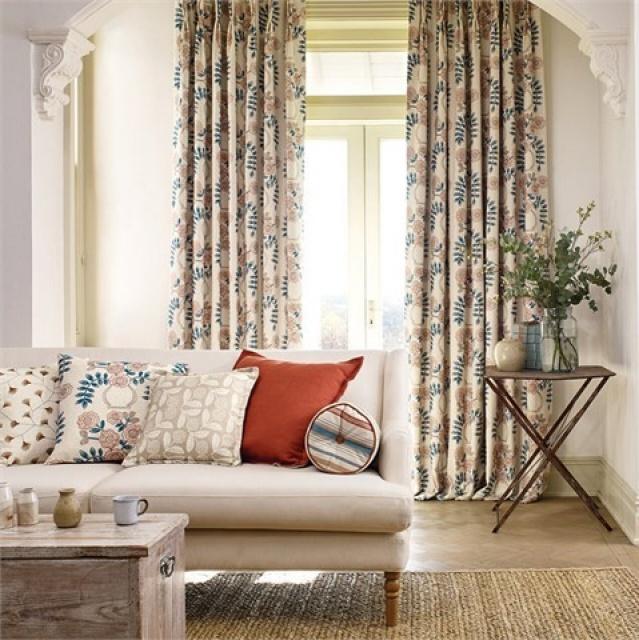 Sanderson Home Maida Fabrics