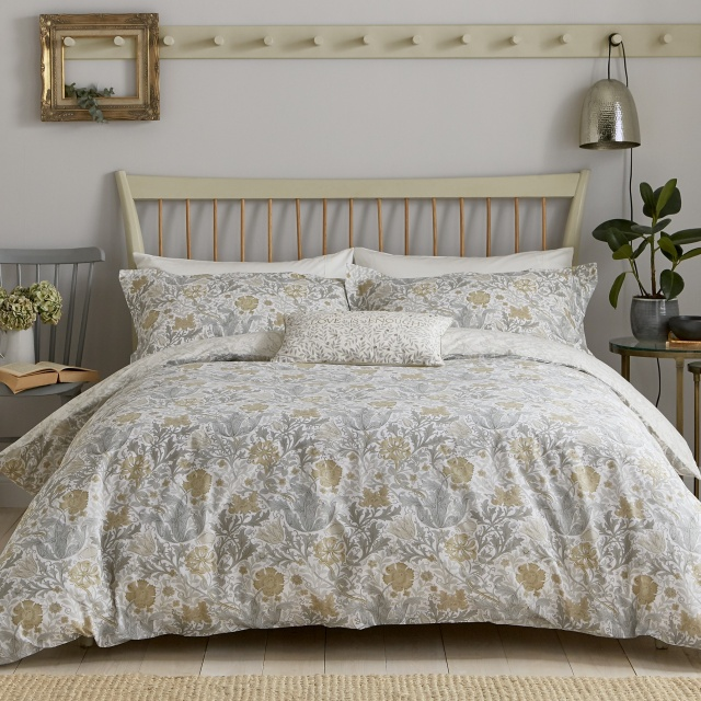 William Morris Compton Neutral Bedding