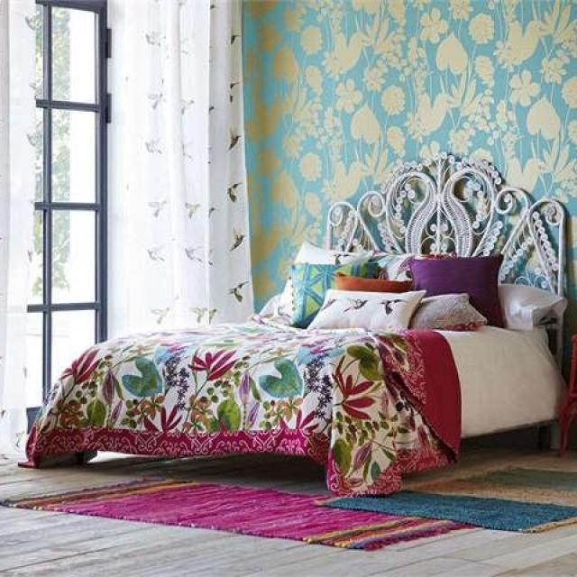 Harlequin Amazilia Fabrics