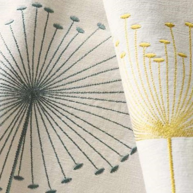 Sanderson Options 10 Embroideries
