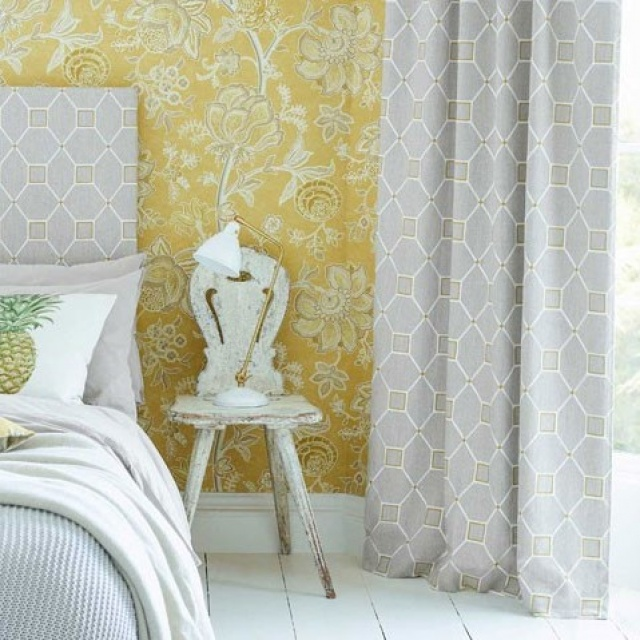 Sanderson Art of the Garden Fabrics