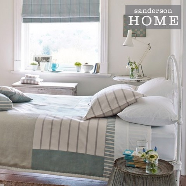 Sanderson Home Country Stripes