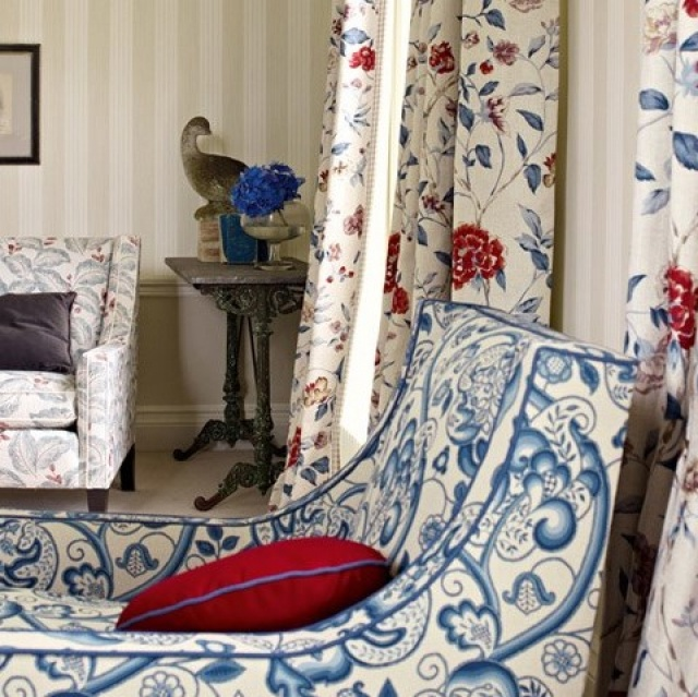 Sanderson Richmond Hill Fabrics