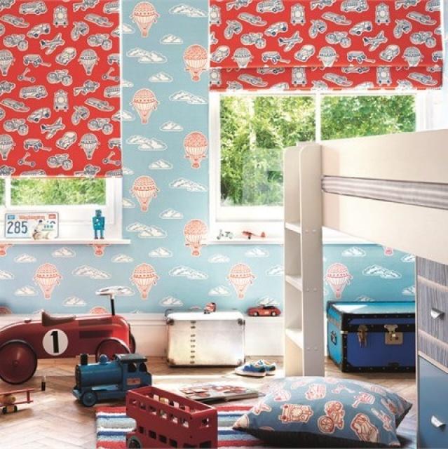 Sanderson Abracazoo Fabrics