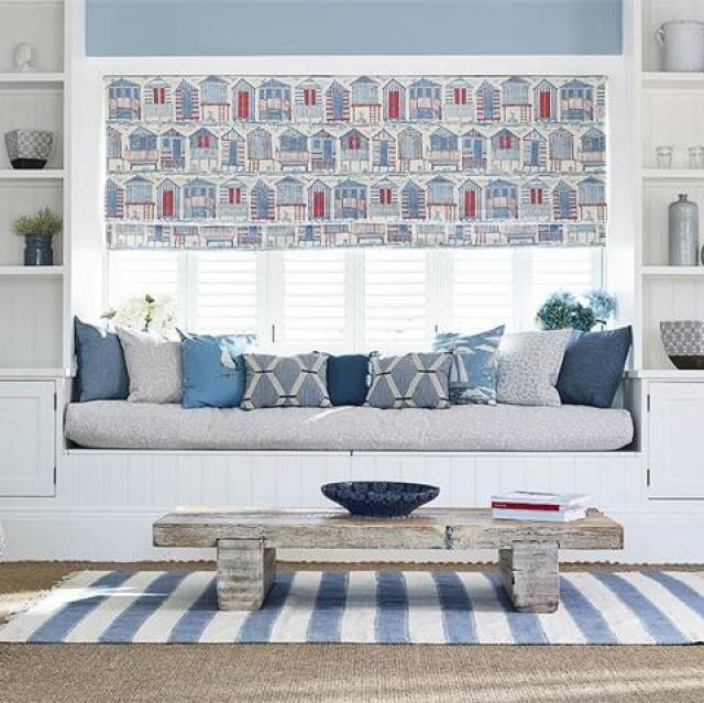 Sanderson Home Port Isaac Fabrics