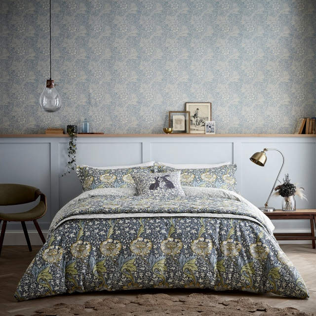 William Morris Kennet Bedding
