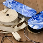 Bindings, Tapes, Cords and Elastics
