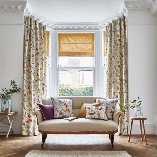 Prestigious Abbey Gardens Fabrics