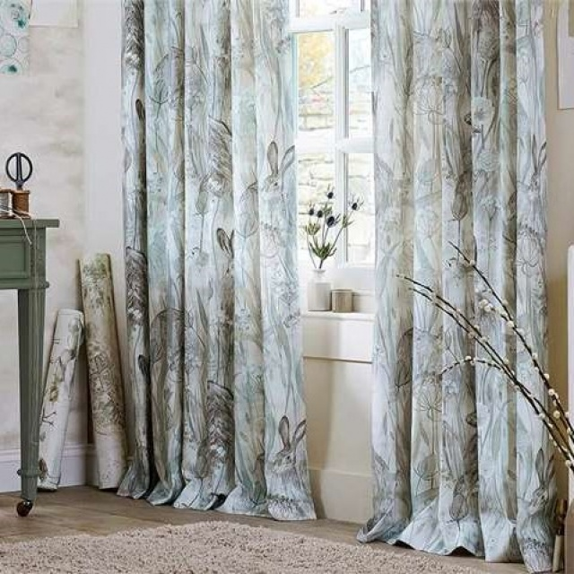 All Curtain Fabrics