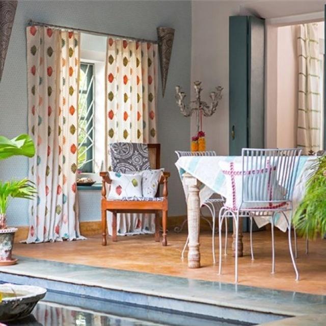 Harlequin Jardin Bohème Fabrics