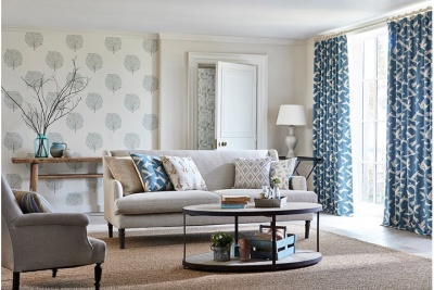 Sanderson Home The Potting Room Prints & Embroideries