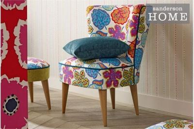 Sanderson Home Papavera Prints & Embroideries