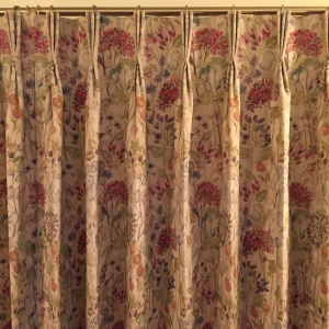 Hedgerow Linen Curtains