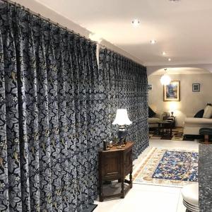 Morris & Co Bramble Curtains