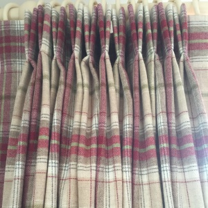 Chess Balmoral Curtains