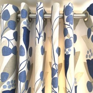 Bellflower Eyelet Curtains