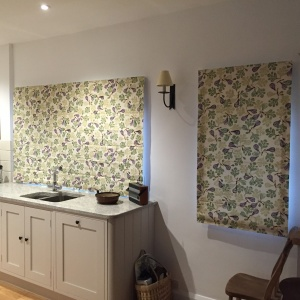Emma Bridgewater Roman Blinds