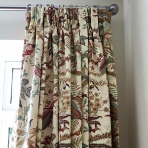 Sanderson Suva Curtains