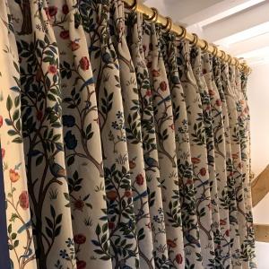 Kelmscott Tree Curtains