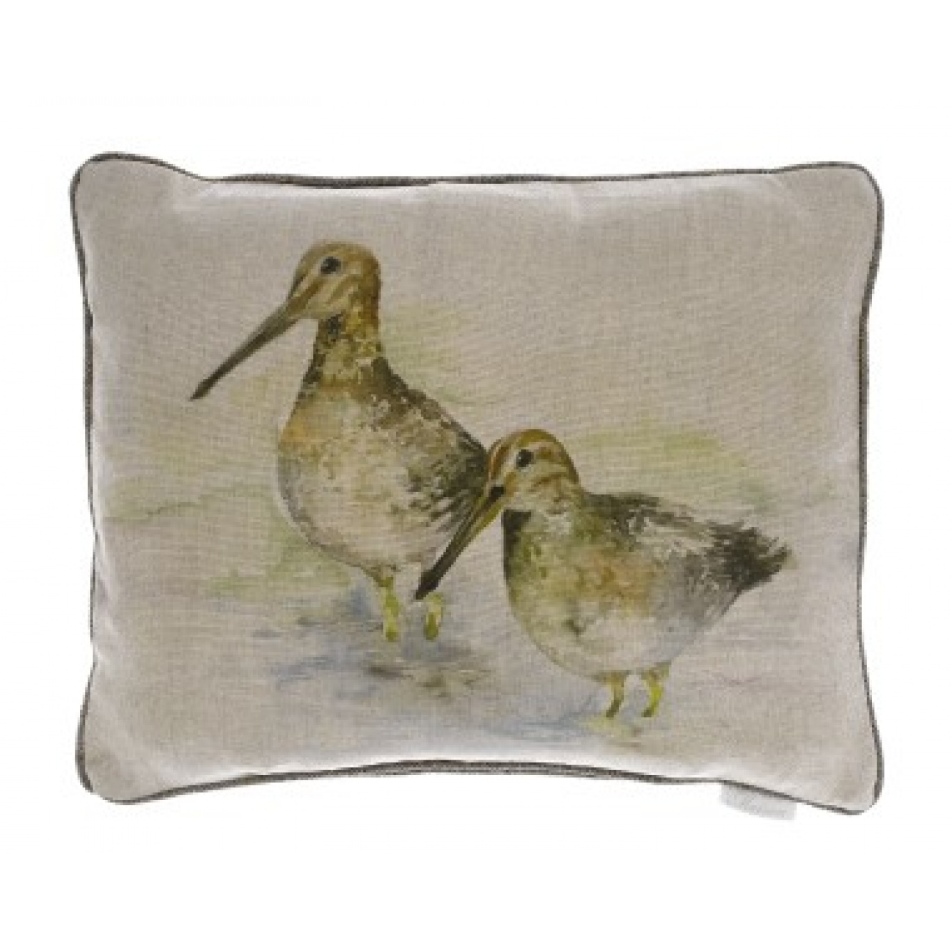 Image of Voyage Water Snipe Cushion