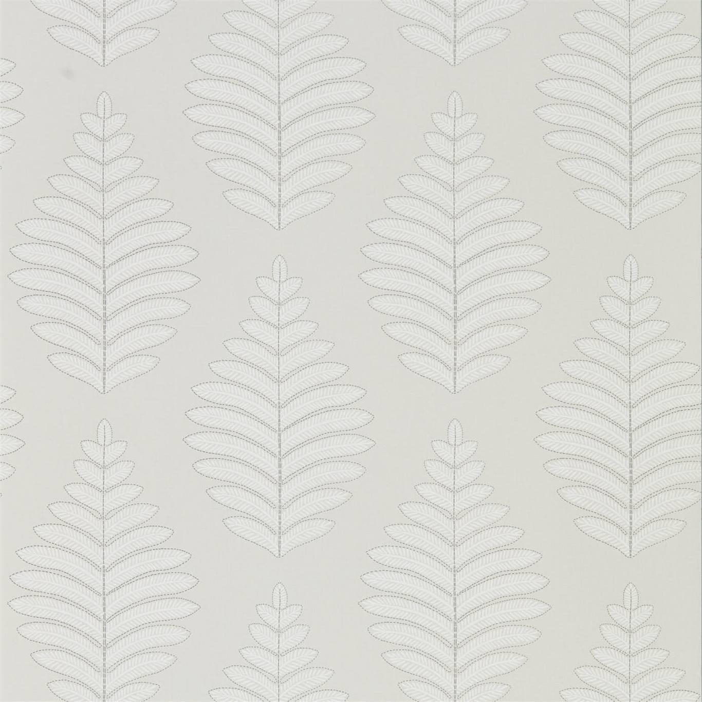 Image of Harlequin Lucielle Linen/Silver Wallpaper 111898