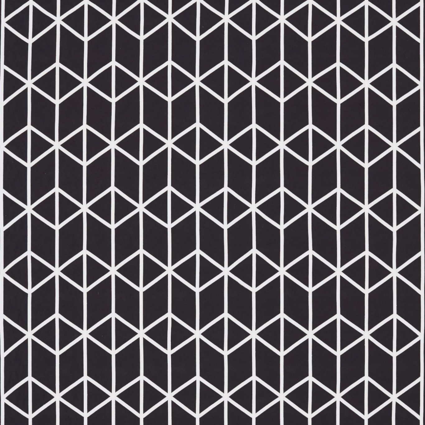 Image of Scion Nendo Liquorice Curtain Fabric 131820