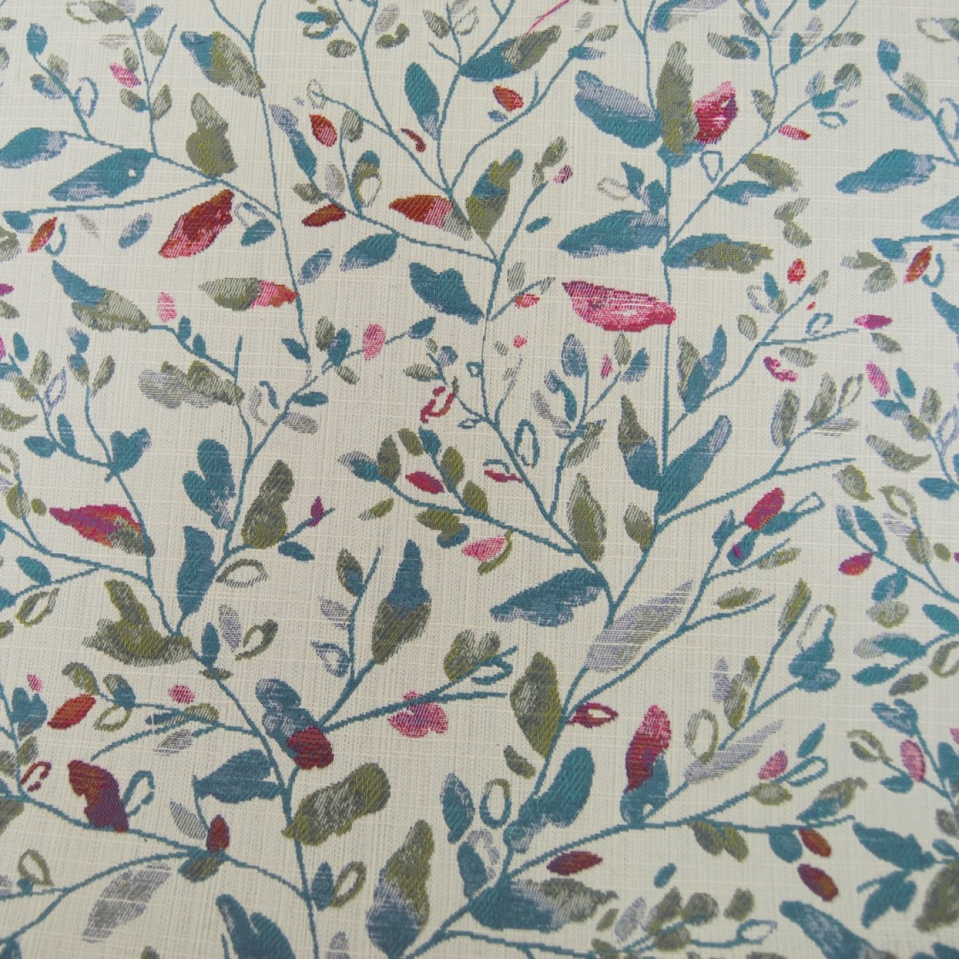 Image of Voyage Misley Blossom Curtain Fabric