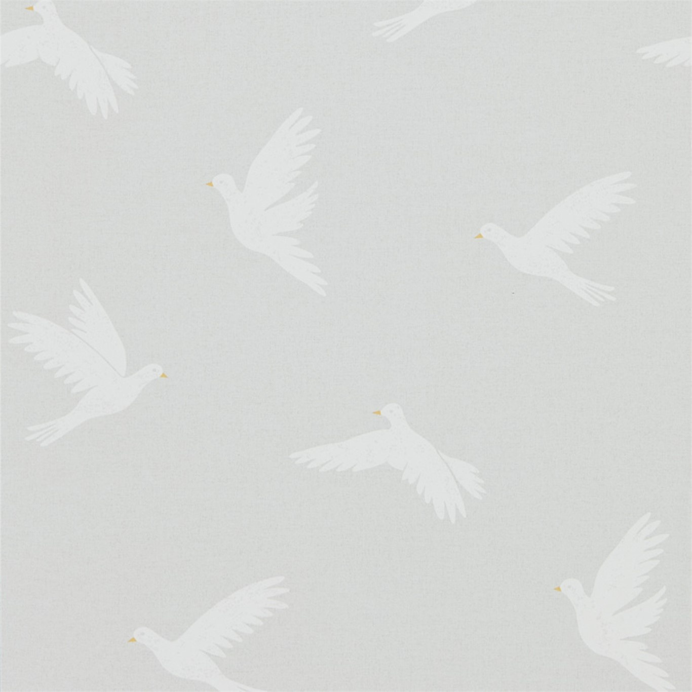 Image of Sanderson Home Paper Doves Dove Wallpaper 216379