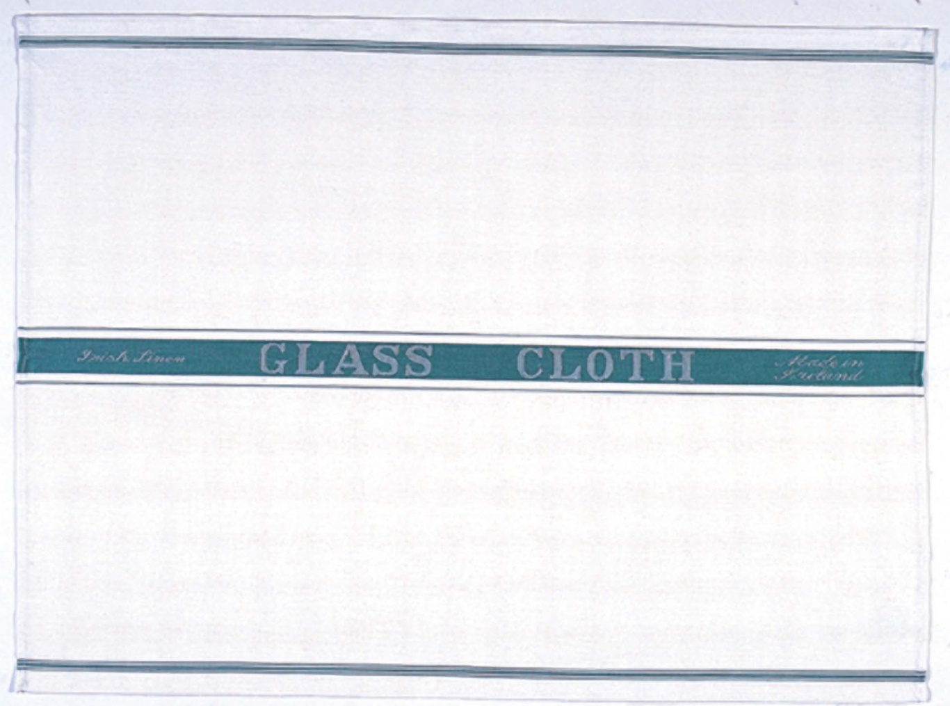 Image of Linen Glass Cloth