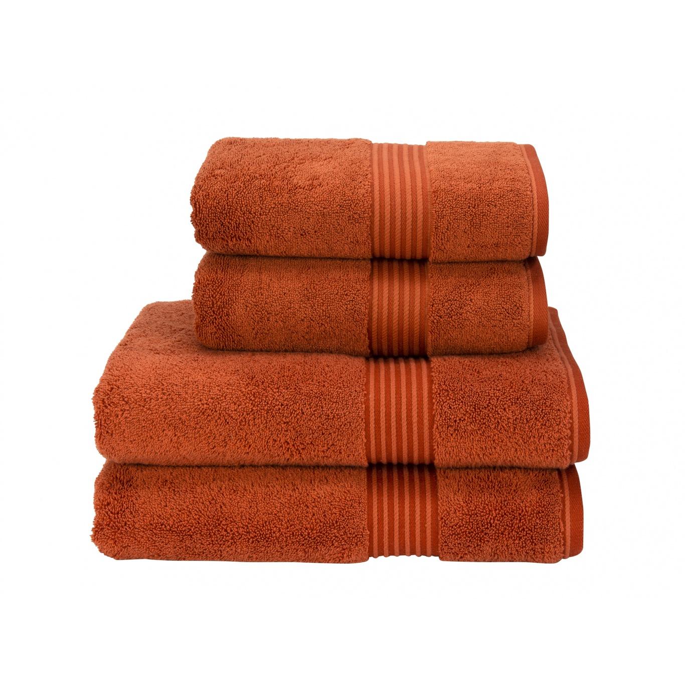 Image of Christy Supreme Supima Hygro Paprika Towels