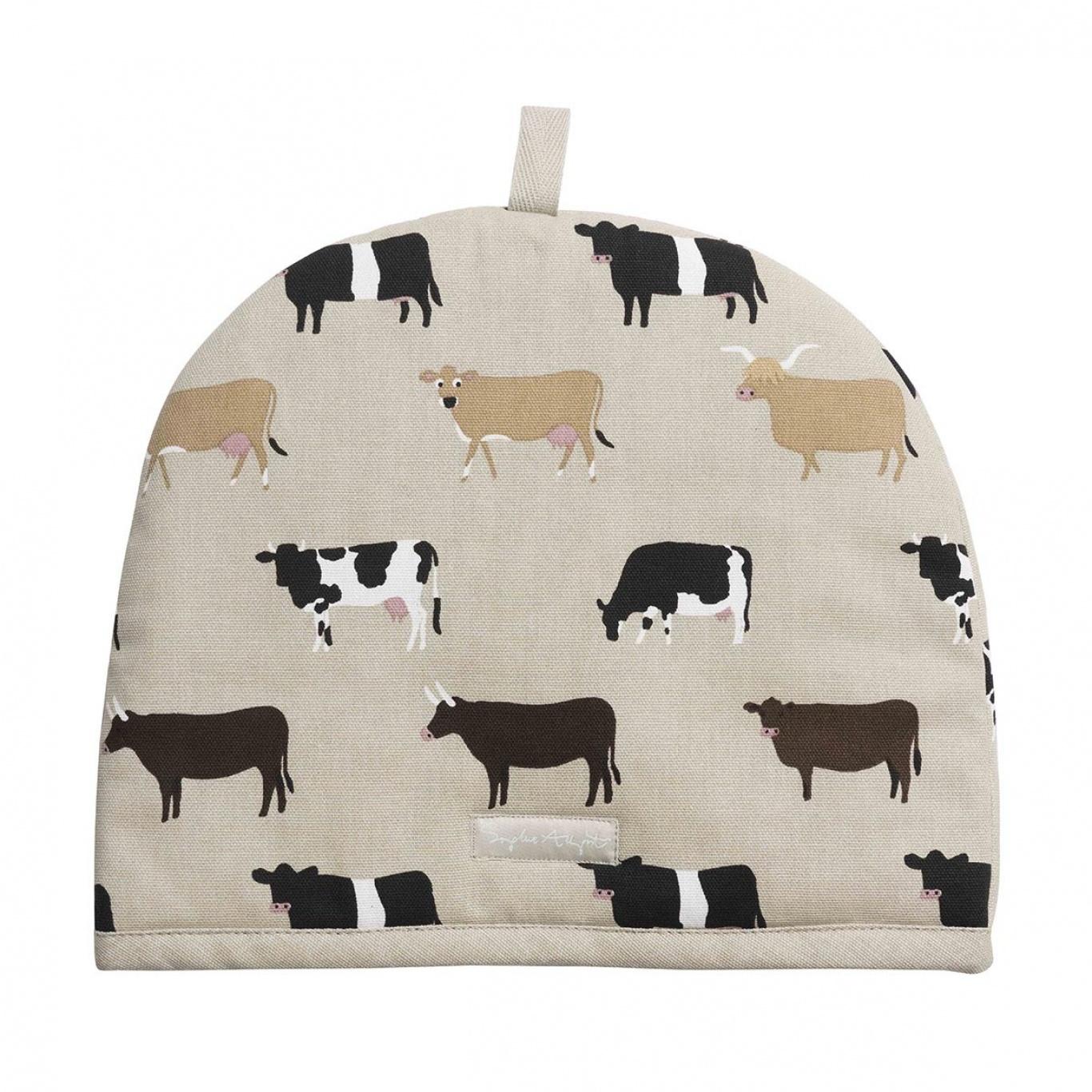 Image of Sophie Allport Cows Tea Cosy