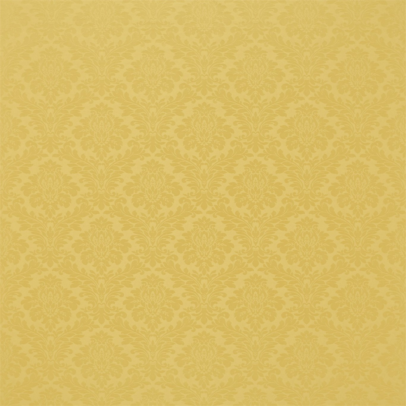 Image of Sanderson Lymington Damask Corn Fabric 232621