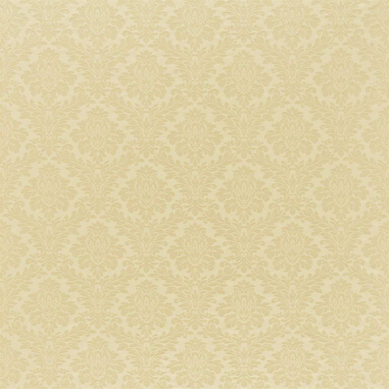 Image of Sanderson Lymington Damask Nutmeg Fabric 232596