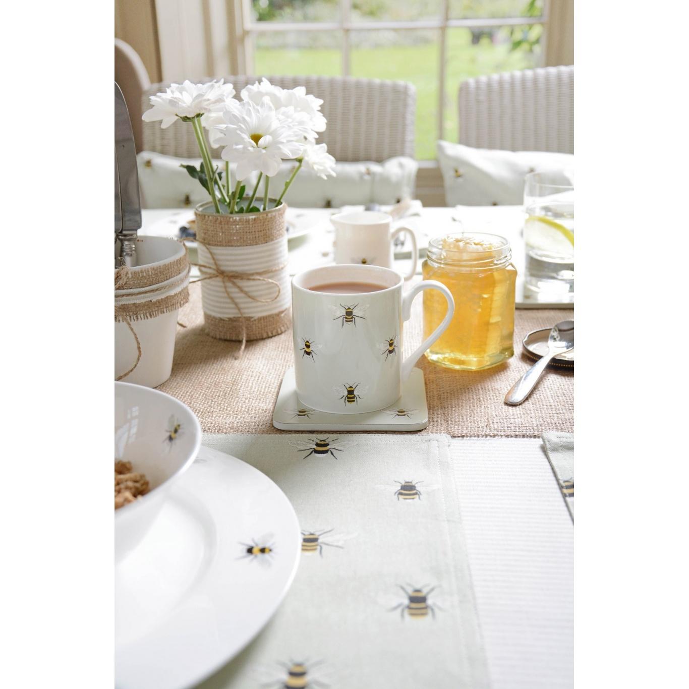 Sophie Allport Bees Coloured Mug Standard