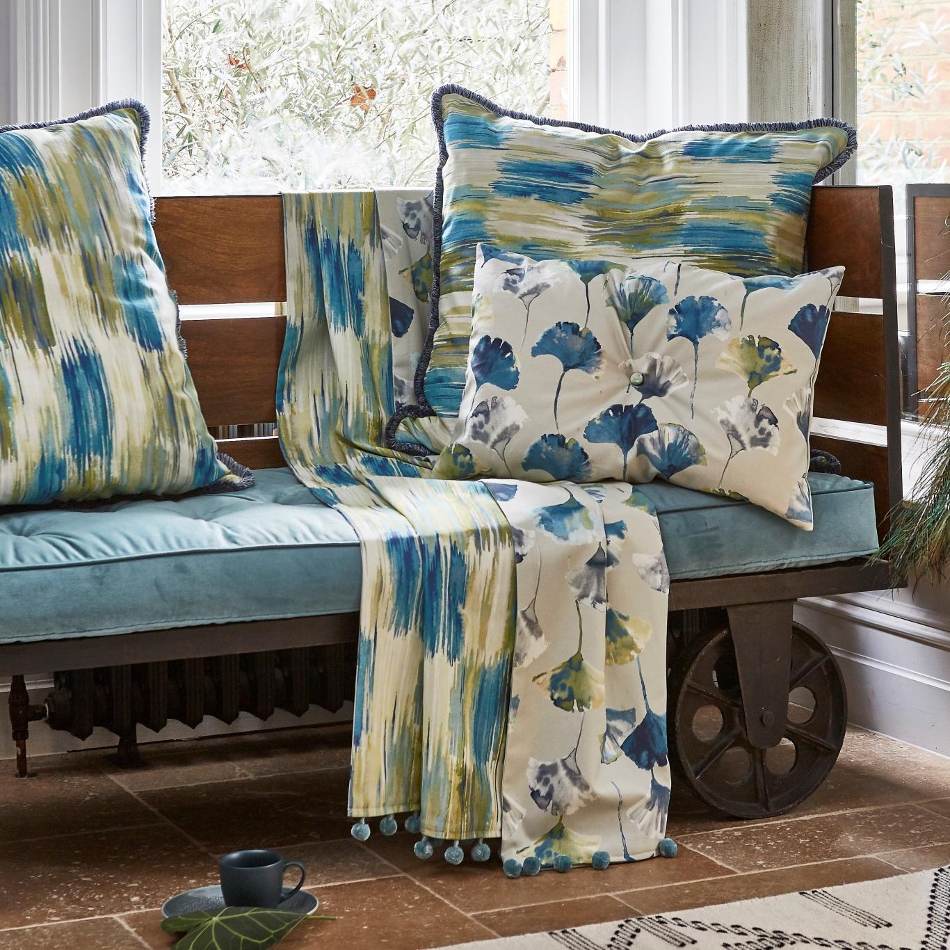 Prestigious Long Beach Oasis Fabric 8663/162