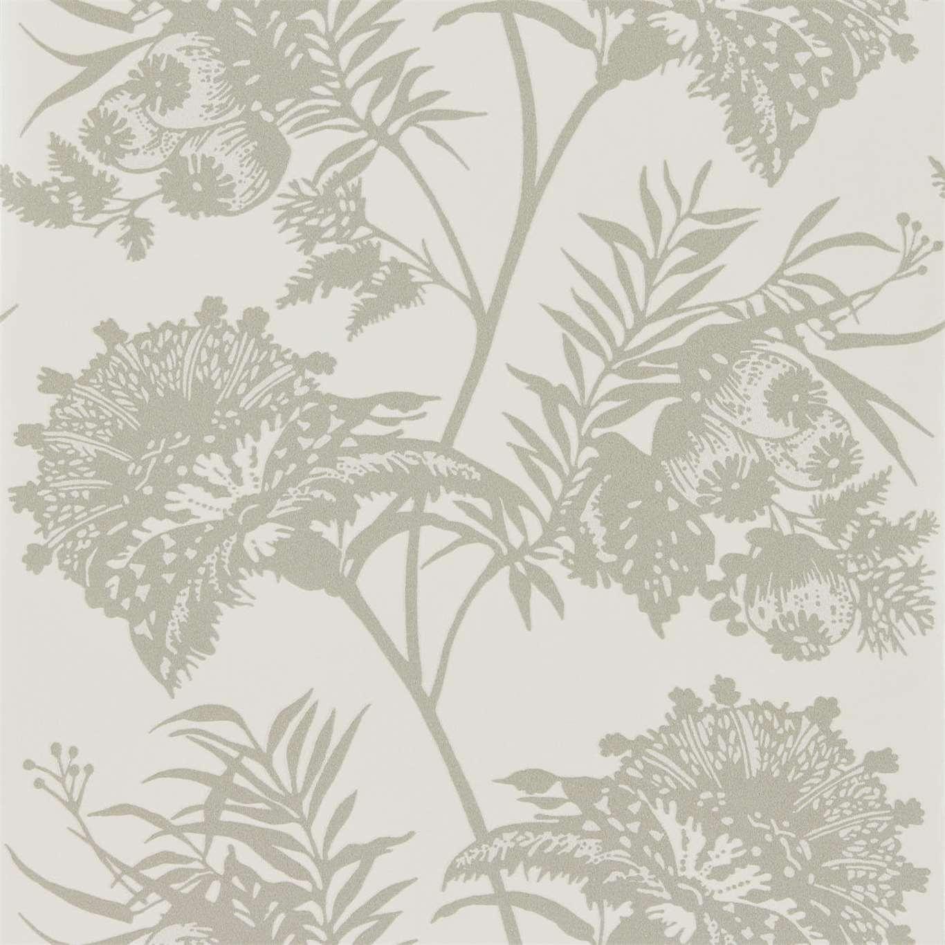 Image of Harlequin Bavero Shimmer Linen Wallpaper 111780