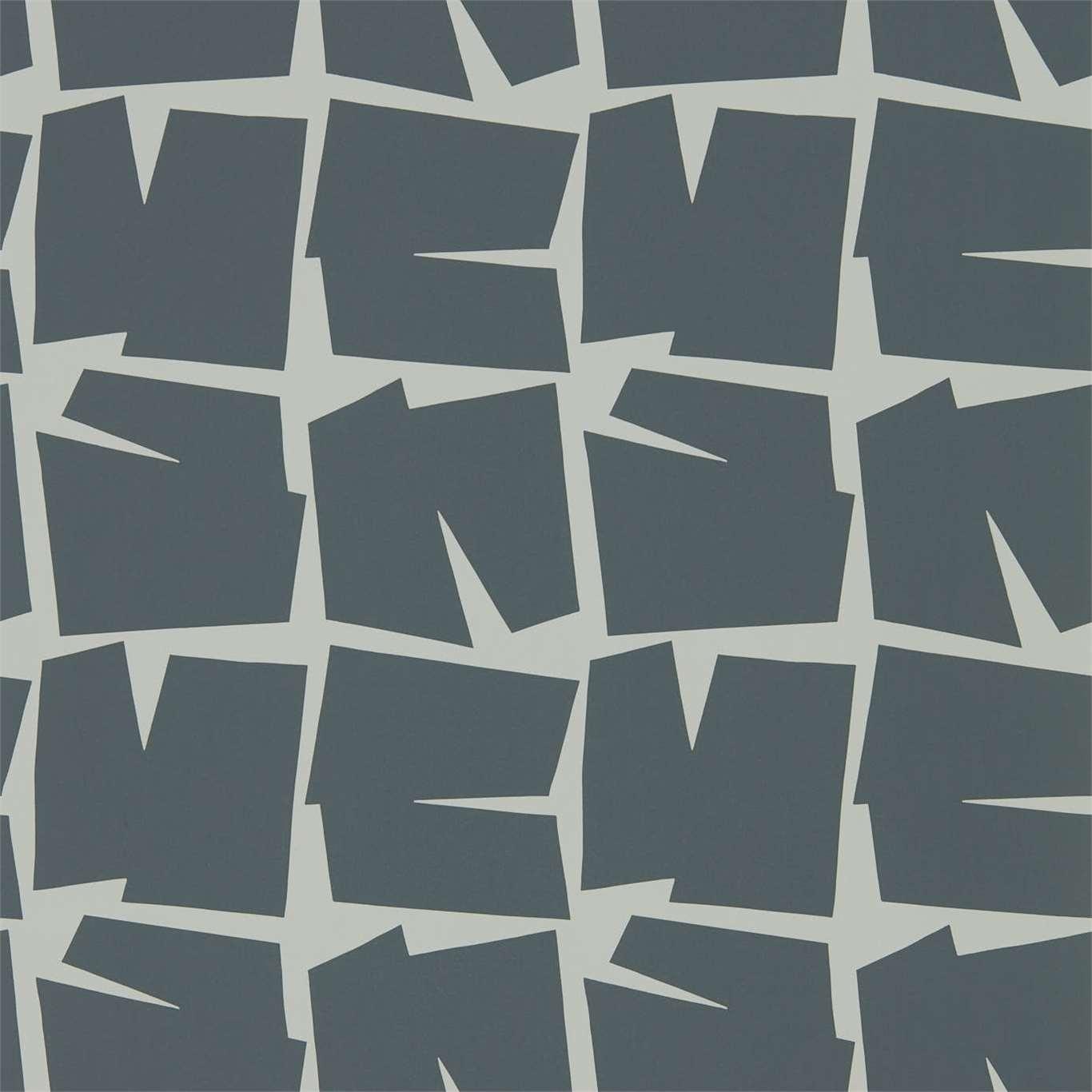 Image of Scion Moqui Liquorice Wallpaper 111804