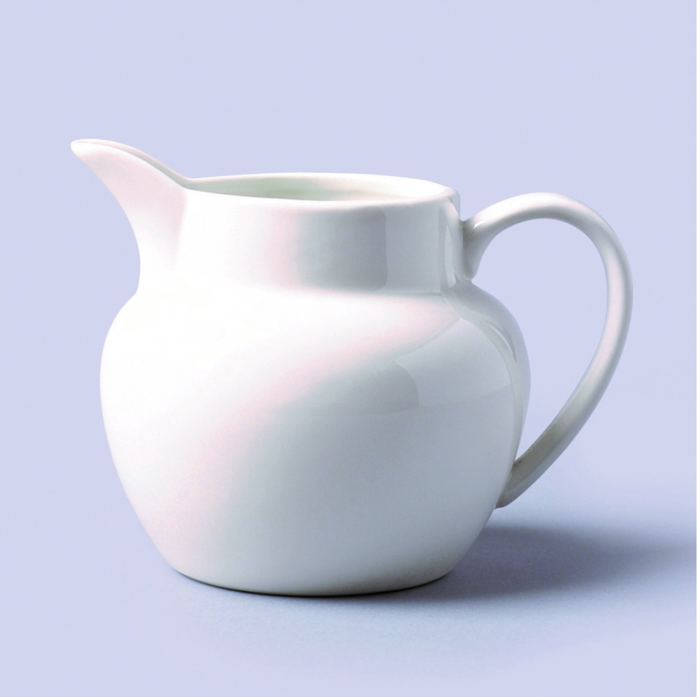 Image of Traditional Bellied Milk Jug 0.75 Pint