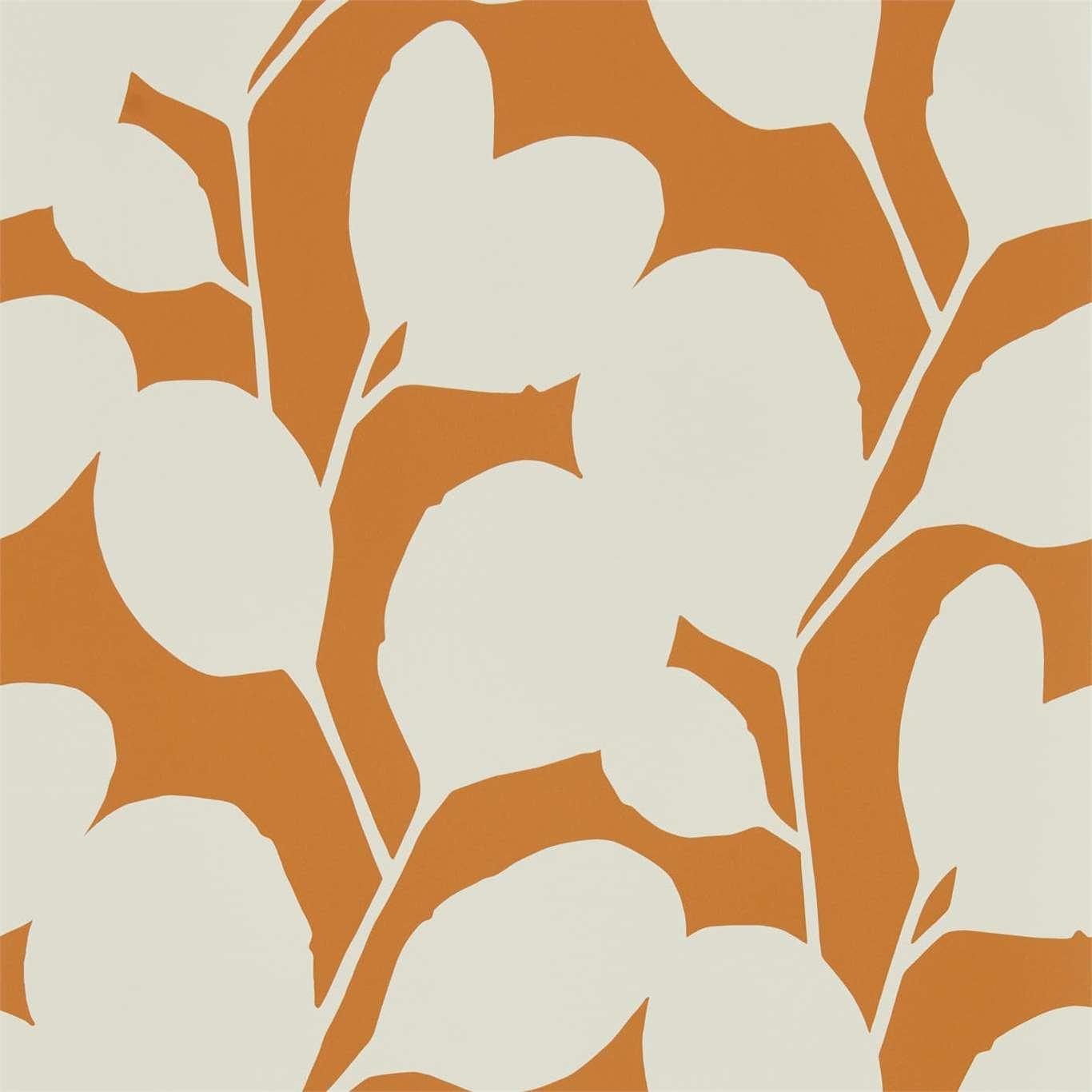 Image of Scion Ocotillo Paprika Wallpaper 111818
