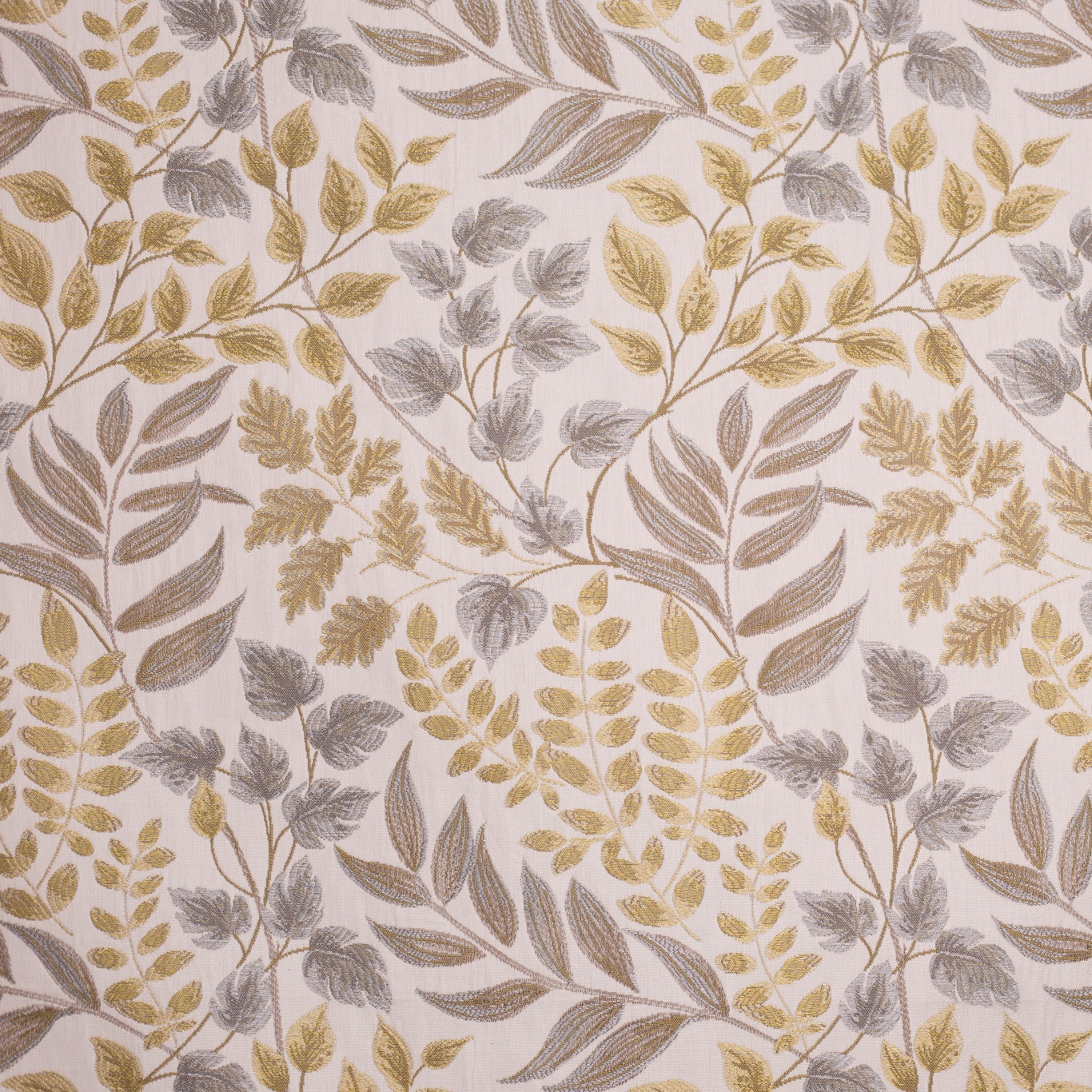 Image of Voyage Listaro Mustard Curtain Fabric