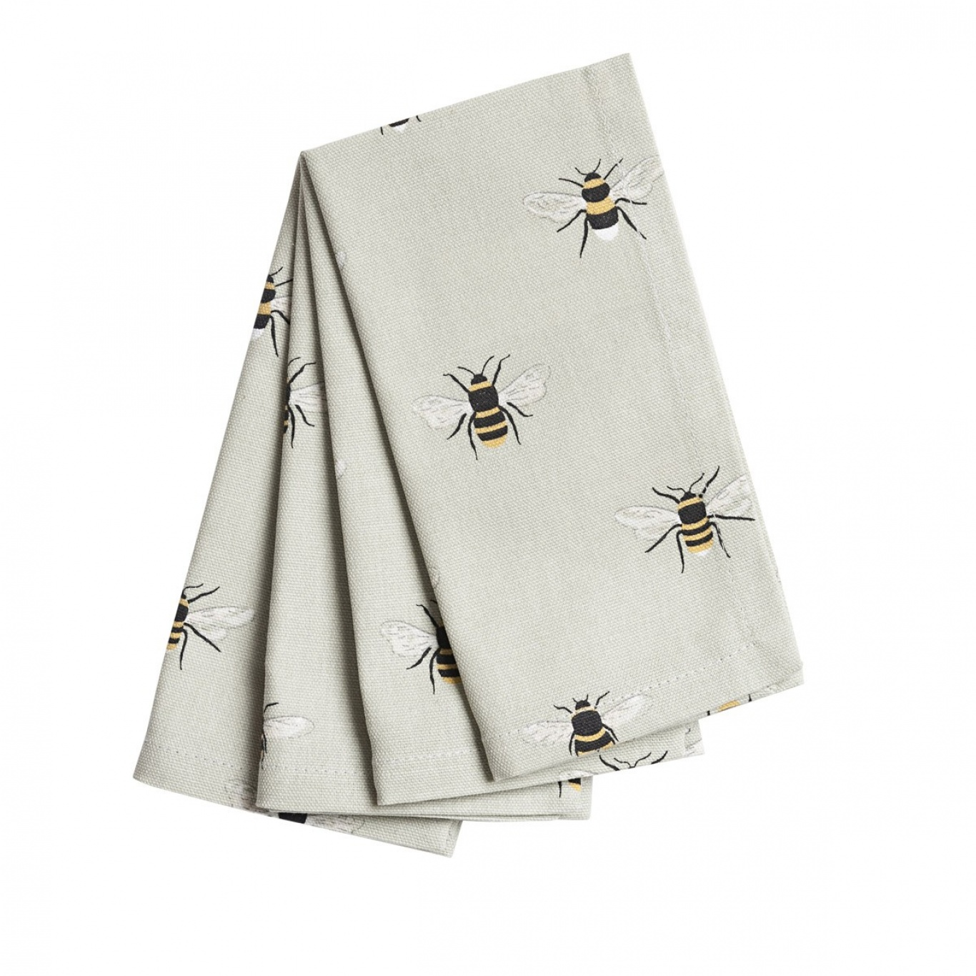 Image of Sophie Allport Bees Napkins Set of 4