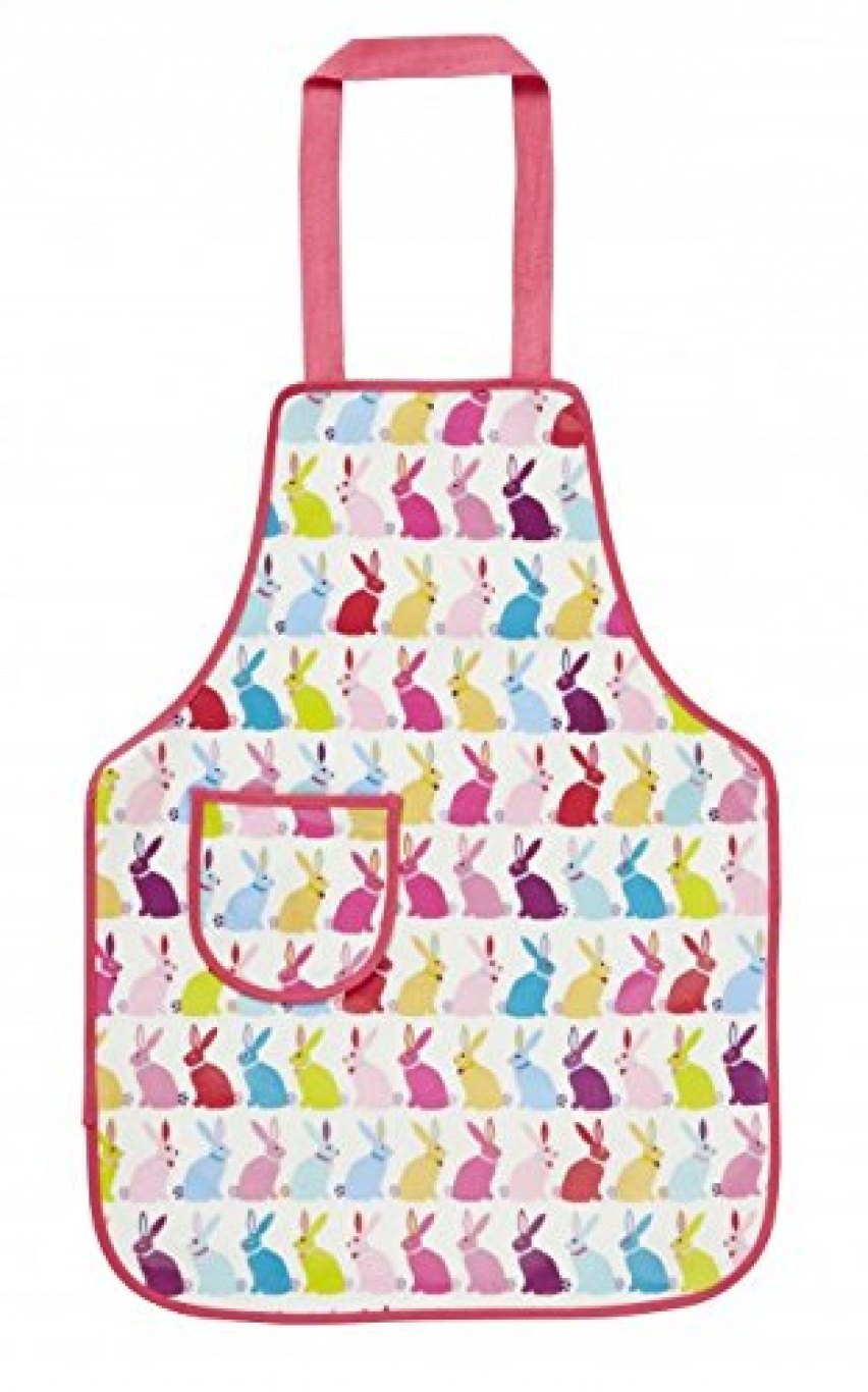 Image of Ulster Weavers Bunnies Child's PVC Apron