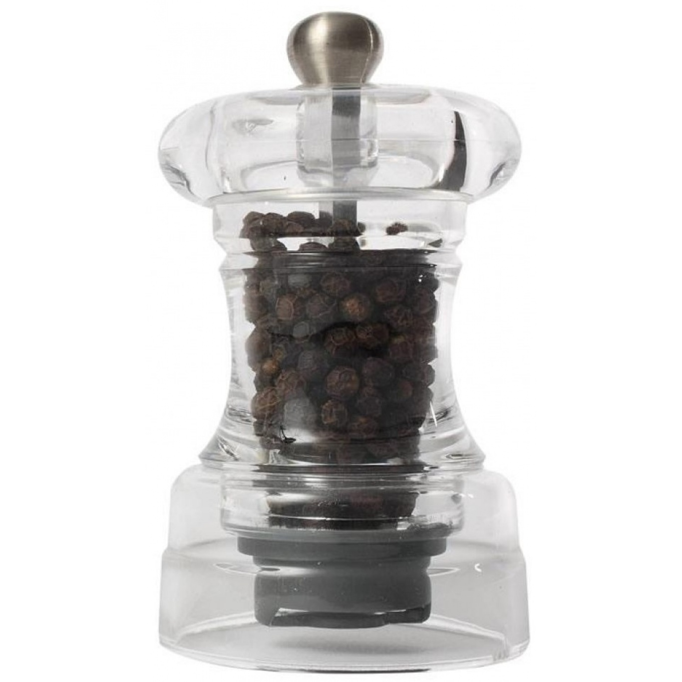 Image of T&G Capstan Acrylic Pepper Mill 100mm