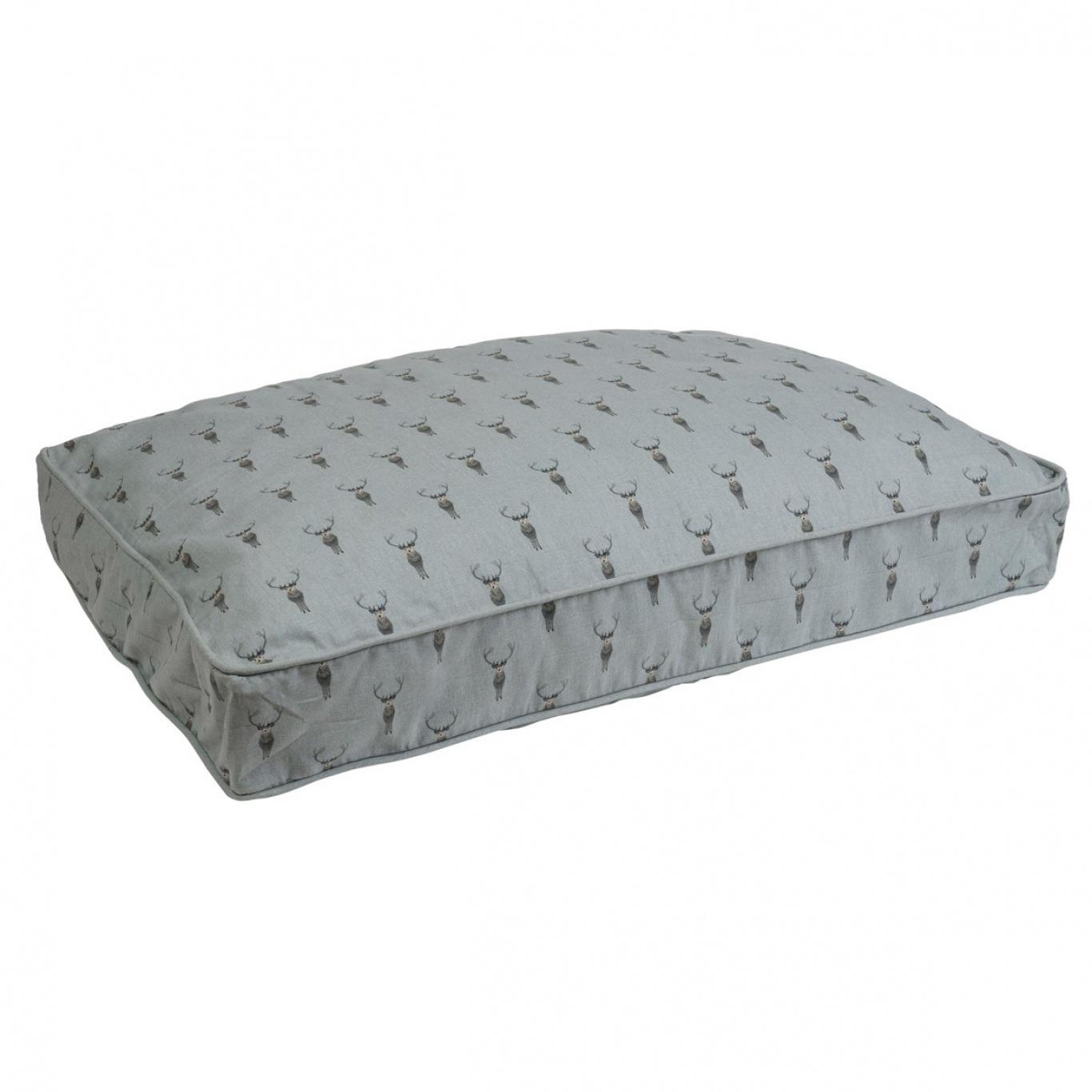 Image of Sophie Allport Highland Stag Medium Pet Bed Mattress