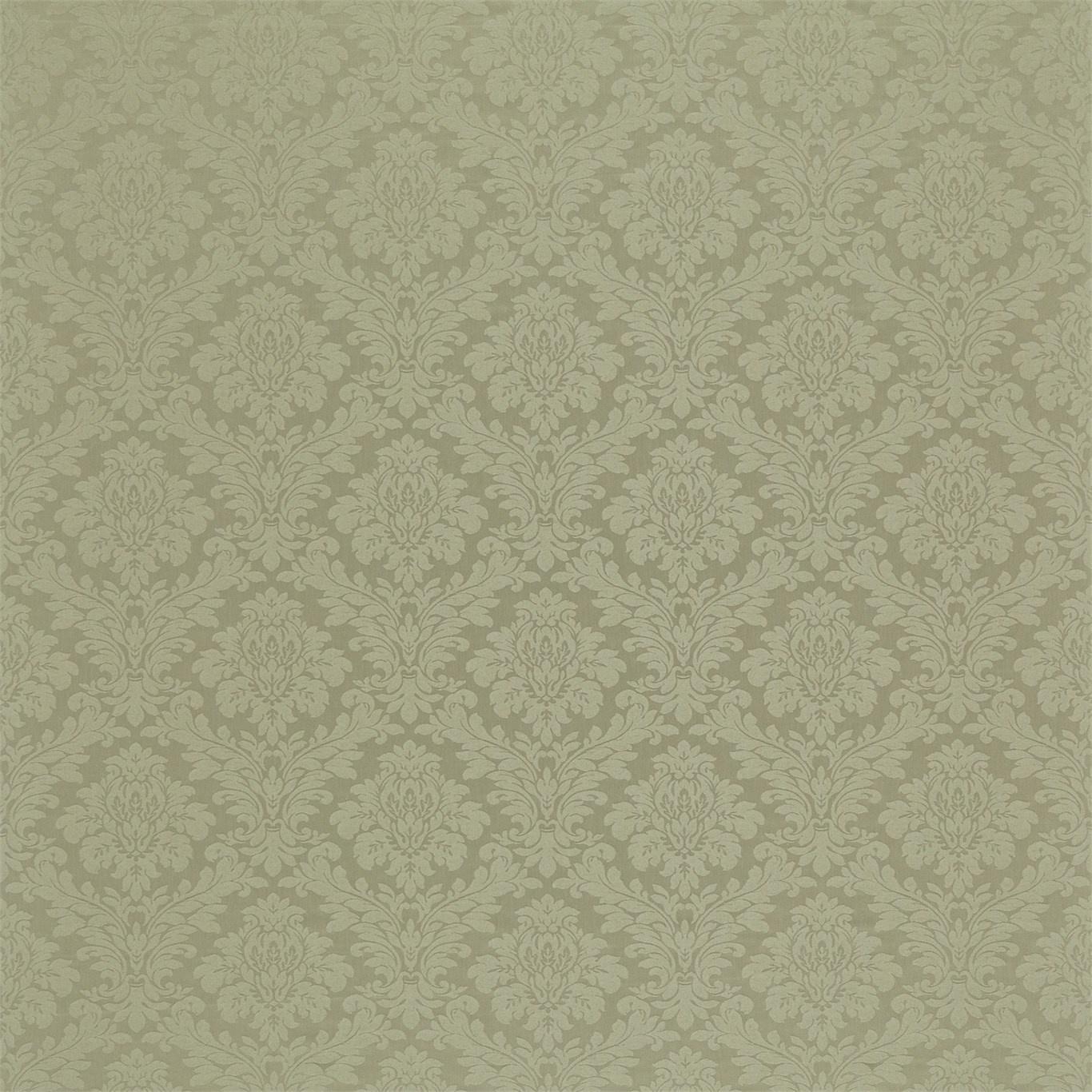 Image of Sanderson Lymington Damask Thyme Fabric 232611