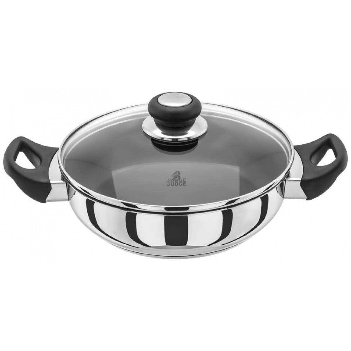 Image of Judge Vista 28cm Saute Pan & Lid