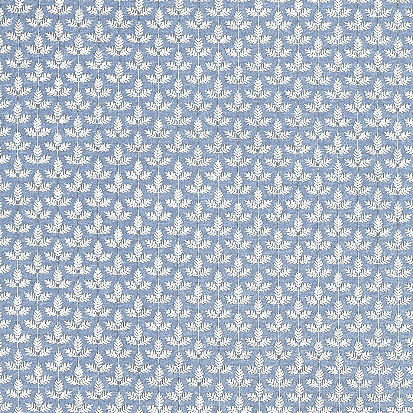 Image of Sanderson Felix Blueberry Fabric 237193